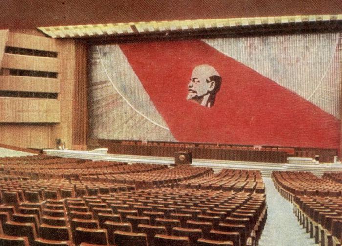 Конспиративная встреча перед последним съездом КПСС