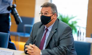 Министр иностранных дел Литвы заговорил на русском языке
