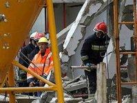 В Новосибирске рухнула крыша цеха. Есть жертвы