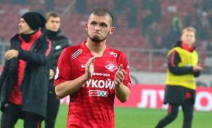 СМИ: футболист Гулиев может оказаться за решеткой из-за конфликта с американцем