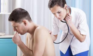 Пациент с ХОБЛ приходит к врачу, когда прогресс болезни приводит к хроническому кашлю