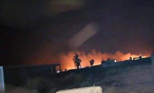 Западные СМИ сообщили о ночных ракетных ударах по Багдаду
