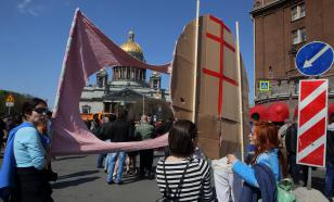 В Петербурге профсоюзы хотят провести майскую демонстрацию в сентябре