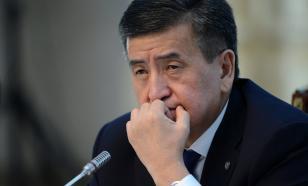 Новый премьер Киргизии допустил уход президента республики в отставку