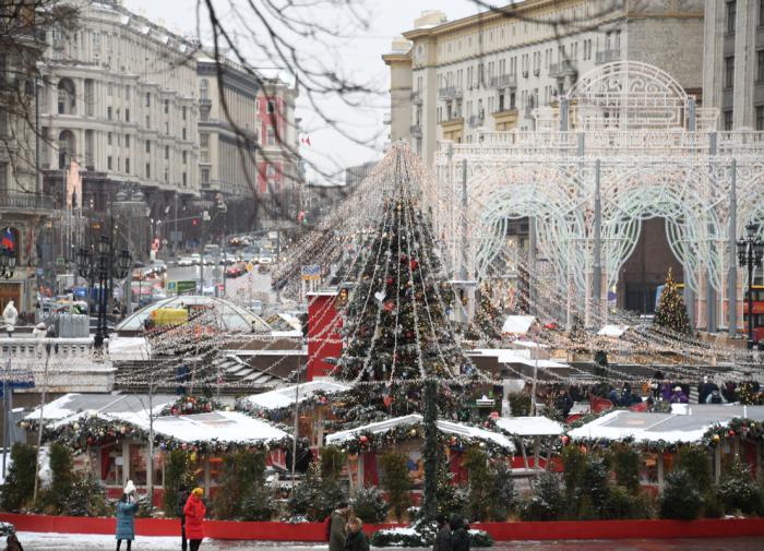 Власти Москвы не будут вводить новые ограничения перед Новым годом