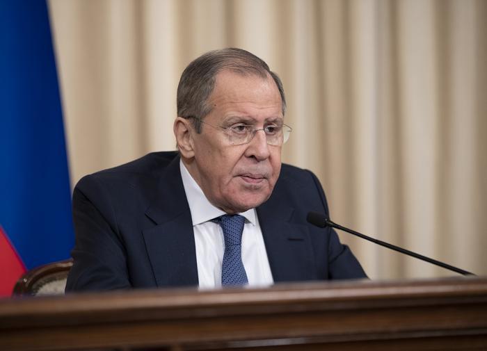 Лавров: Запад противится попыткам России отстоять свои права