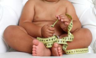 Дети толстеют не от жира, а от сахара