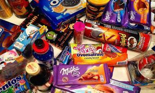 """В Великобритании предложили продавать сладости в """"отталкивающих"""" упаковках"""