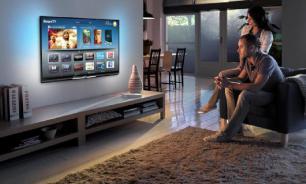"""Спецслужбы США предупредили об опасности """"умных"""" телевизоров"""
