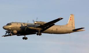 У берегов Сирии сбит российский Ил-20. Версии