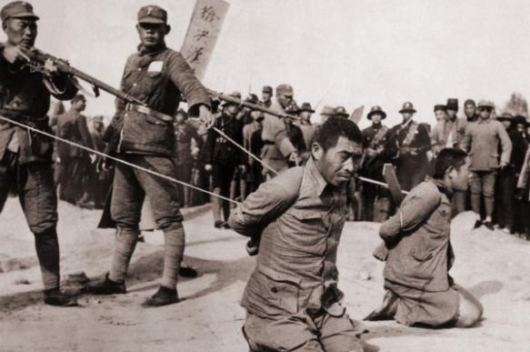 Жестокие войны: резня мирных граждан