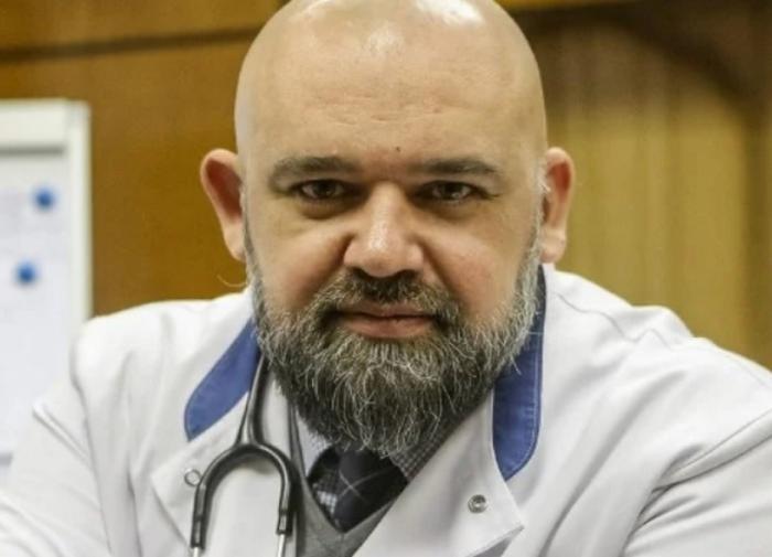 Денис Проценко перечислил симптомы для госпитализации при COVID-19
