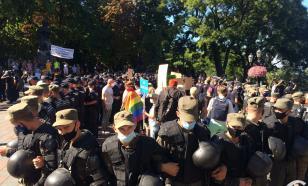 Выйдет ли Одесса из-под контроля воров и бандеровцев