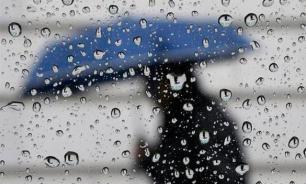 Синоптики обещают Москве похолодание, дожди и град