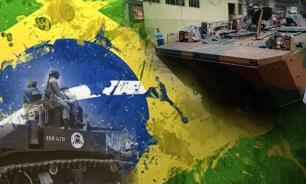 Военный переворот в Бразилии: далее везде?