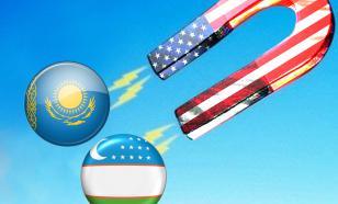 Американская экспансия в регионе Центральной Азии продолжается