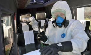 На Украине объявили чрезвычайную ситуацию из-за коронавируса