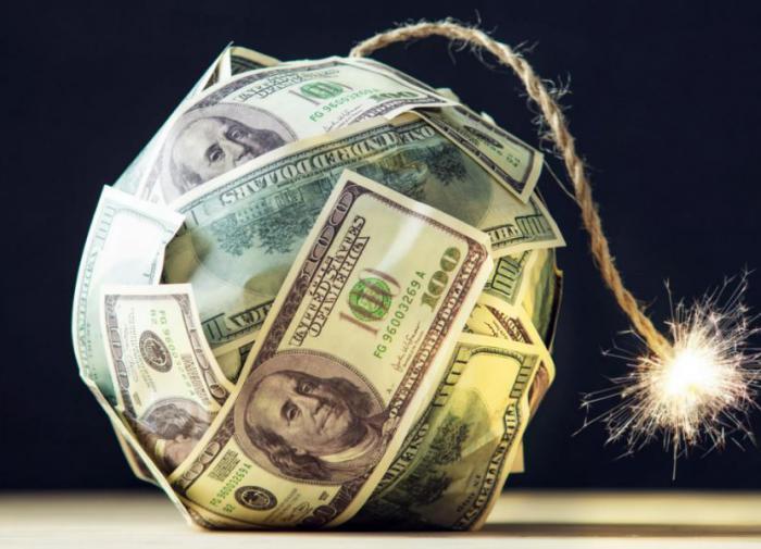 Bloomberg в 2021 году доллар может рухнуть на 20