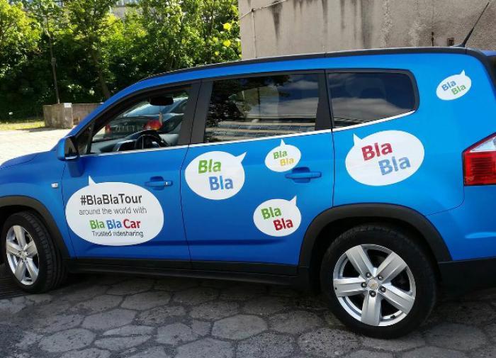 Новая схема развода на BlaBlaCar