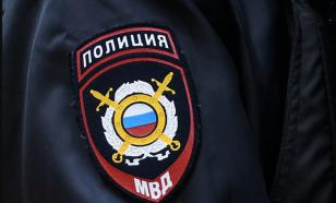 Опубликовано видео взрыва в Лискинском отделе полиции