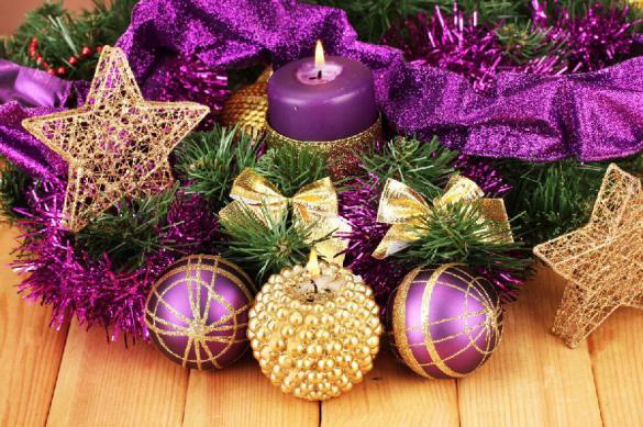 7 счастливых новогодних цветов, которые нужны вашему празднику