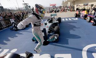 """""""Формула-1"""" меняет правила из-за футболки Хэмилтона"""