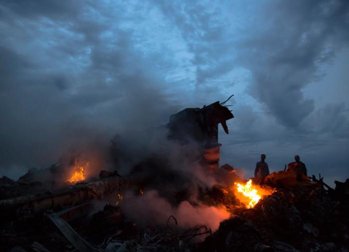 Военный самолёт с курсантами разбился под Харьковом