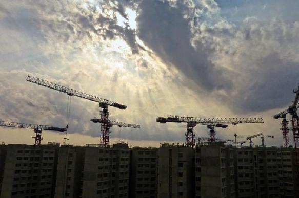 Ввод жилья в России вырос за четыре месяца на 17%