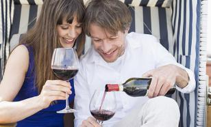 Открыта польза употребления красного вина