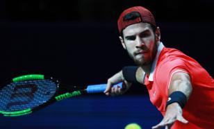 Теннисист Хачанов стал седьмым россиянином в первой десятке рейтинга АТР