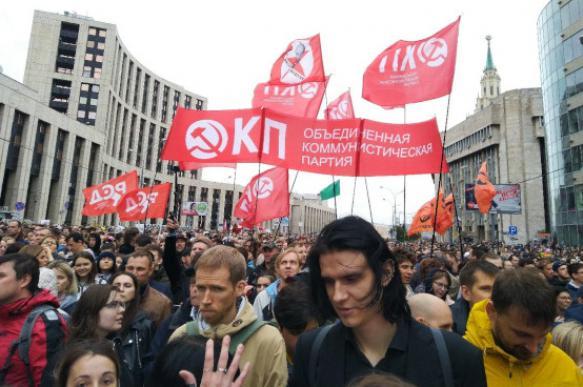 Дожили: коммунисты в строю либералов