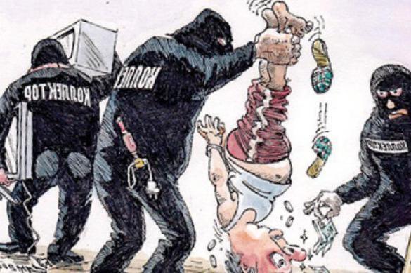"""""""Чёрным"""" коллекторам за выбивание долгов грозит до 12 лет тюрьмы"""
