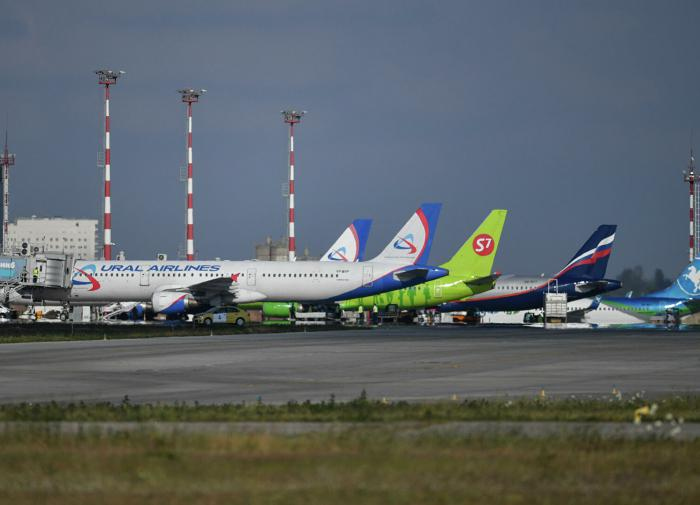 На Украине суд арестовал 13 российских самолетов