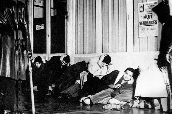 Парижская резня 1961 года: кто кого бил