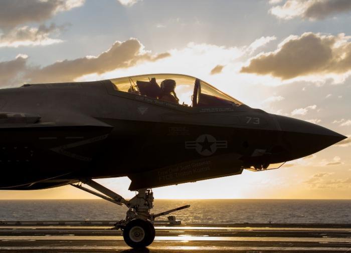 Сенаторы США обеспокоены продажей F-35 в ОАЭ