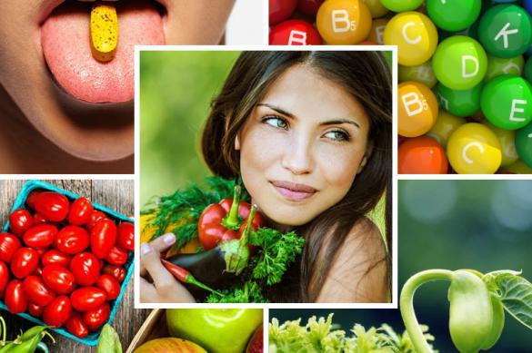 Особенности весеннего питания: избегаем авитаминоза