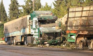 Минобороны: Обвинения в атаке на гумконвой в Сирии — русофобская истерия