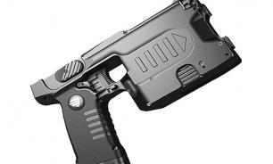 Путину показали новое оружие для полиции. Президент оценил пистолет-электрошокер