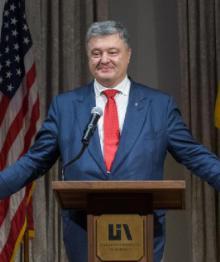 По словам Порошенко, военные НАТО поедут учиться к ВСУ