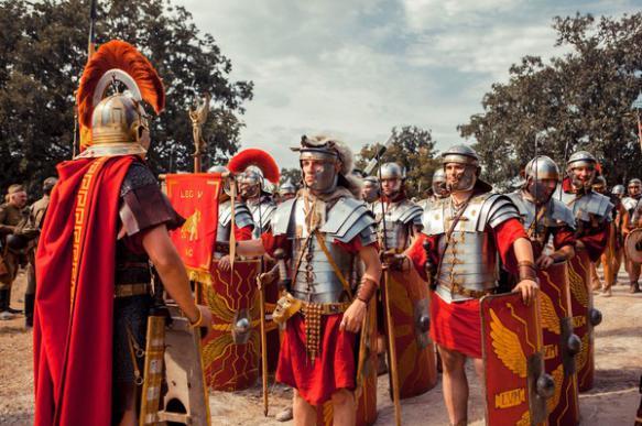 Римская армия - традиции и особенности