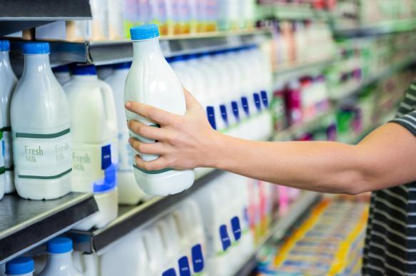 В России ожидается подорожание молочной продукции