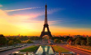 В Париже задержан мужчина, который разгуливал по улице с мачете