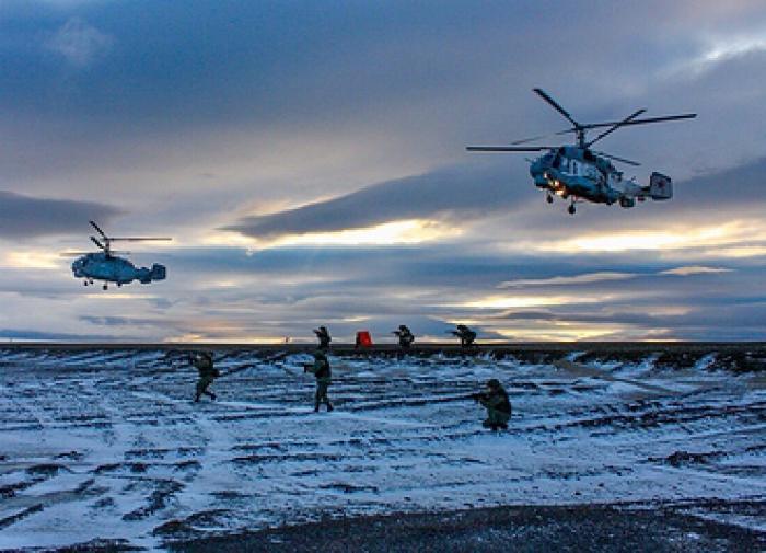 """National Interest: Готова ли Америка к """"первой арктической войне""""?"""