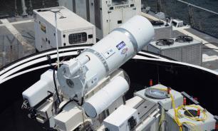 Американские военные сбили ракету лазером