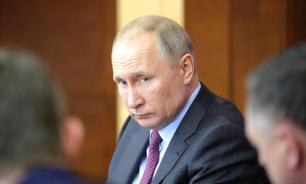 Владимир Путин прибыл в Череповец