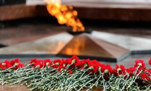В Чебоксарах парень решил пожарить сосиски на Вечном огне