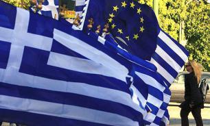 Греция получила от Еврокомиссии и МВФ 85 млрд евро