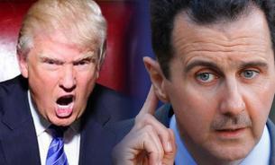 Секретный план Трампа по свержению Асада
