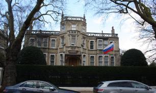 Посольство России призвало Британию не вмешиваться в дела Украины
