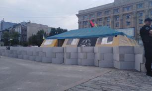 Один против всех: Харьков восстал против бандеровцев